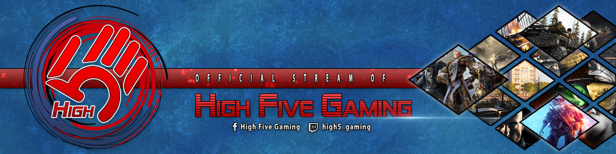 High Five Gaming Twitch
